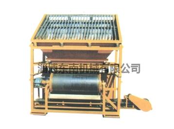永磁粉矿干式磁选机